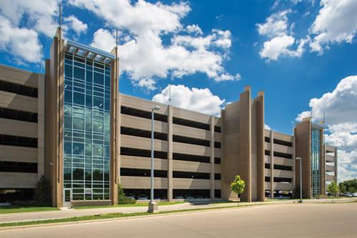 Dane County Airport Parking Expansion