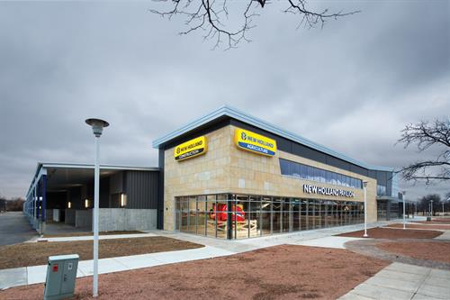 New Holland Pavilions at the Alliant Energy Center