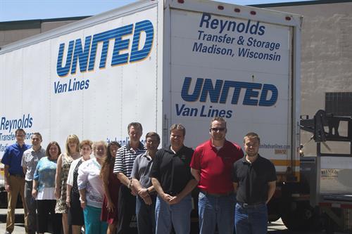 Our management team, June 2014.