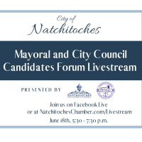 Chamber to Host Virtual Moderated Candidate Forum