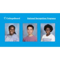 College Board National Recognition Programs honors three LSMSA students