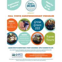 Fall Youth Agripreneurship Program