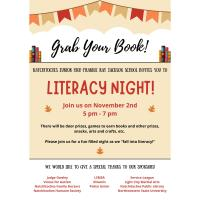 NJH Literacy Night