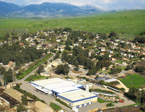 Lordan HQ & Plant in the Galile, Israel