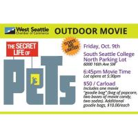 Outdoor Movie - The Secret Life of Pets
