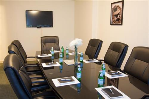 Boardroom, great for small meetings