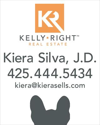Kiera Silva, J.D., Kelly Right Real Estate