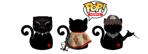 Check out our Funko POP! collection!