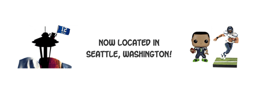 Now proudly located in Seattle!