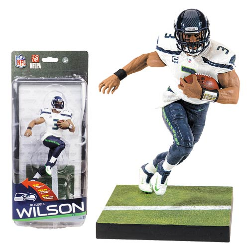 We have a selection of Seattle Seahawks collectibles. Go Hawks!