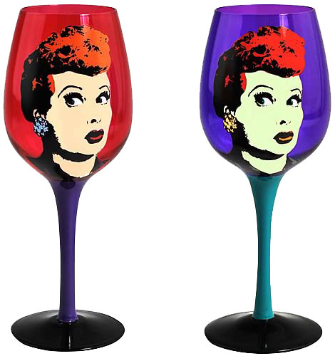 We have a selection of wine glasses!