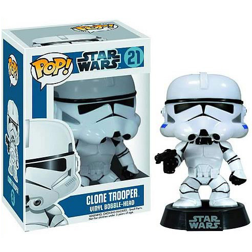 Unlike a Stormtrooper... when we aim to please, we succeed!