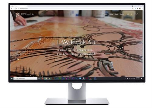 Artist Website for LAWILTBANK ARTIST