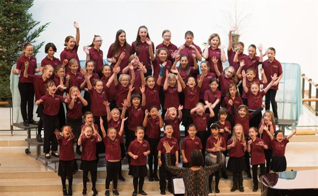 Endolyne Children's Choir