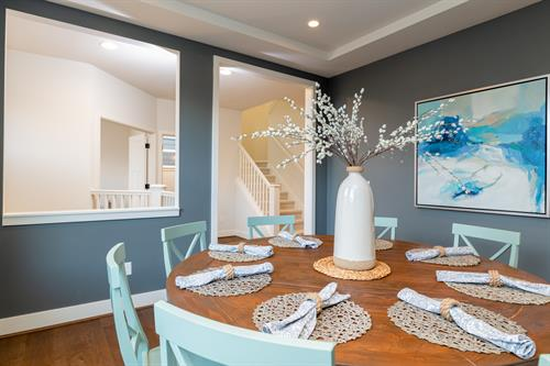Staging & Photography - Formal Dining