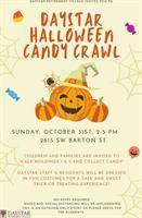 Candy Crawl at Daystar Retirement Village