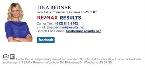 REMAX Results - Tina Bednar Real Estate Group LLC
