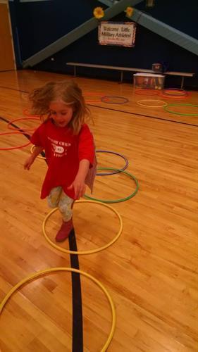Hula Hoop Free Time