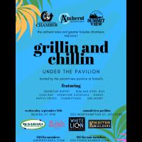 2019 Grillin' & Chillin' Under The Pavilion