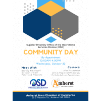 2019 Supplier Diversity Office Community Day