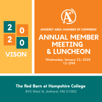2020 Annual Member Meeting & Luncheon - Our 2020 Vision