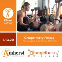 2020 Orangetheory Fitness Ribbon Cutting & Grand Opening Ceremony