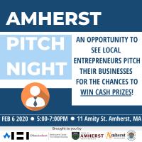 2020 Amherst Pitch Night