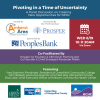2020 Pivoting in a Time of Uncertainty (Non-Profit Panel)