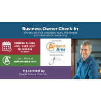 Business Owner Check-In with Joshua Hornick