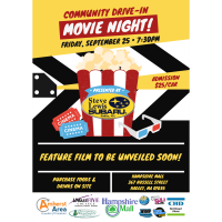 Community Drive-In Movie Night - POSTPONED