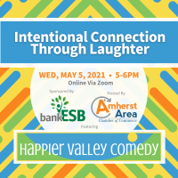 Intentional Connection Through Laughter