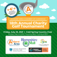 18th Annual Charity Golf Tournament