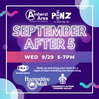 September After 5 at PinZ