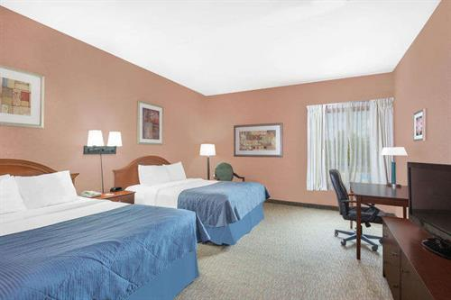 Howard Johnson room