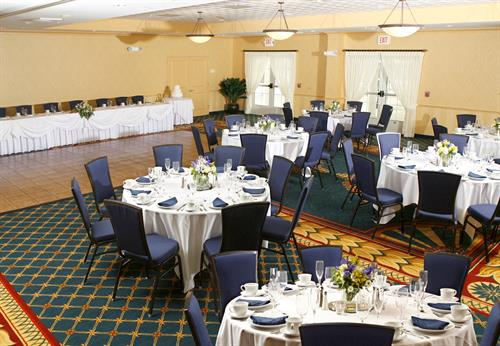 Courtyard by Marriott Function Room