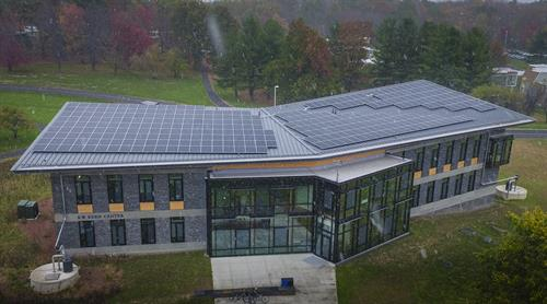 The Kern Center at Hampshire College in Amherst, MA.