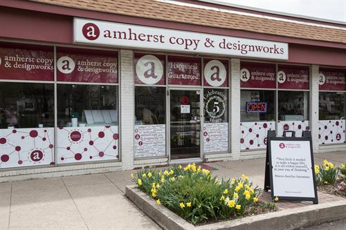 Welcome to Amherst Copy & Designworks