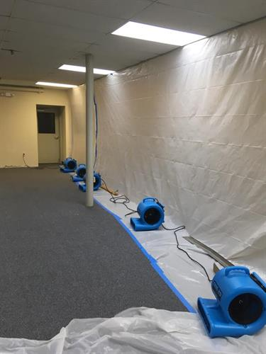 Commercial Water Damage Restoration Hadley, Ma