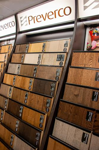 Preverco Hardwood Flooring