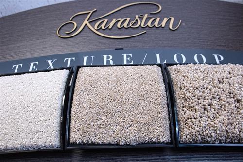 Karastan carpeting