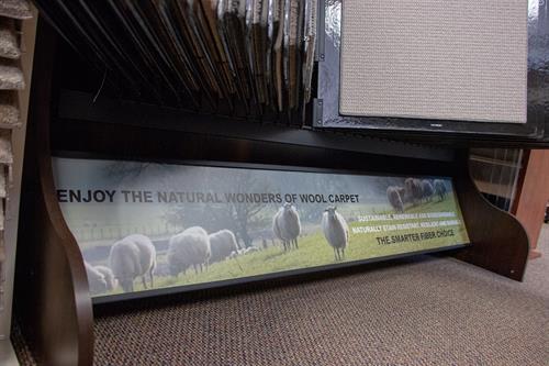 Enjoy the natural wonders of wool