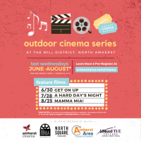 Outdoor Cinema Series at The Mill District