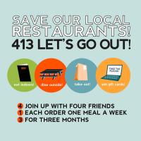 ''413 Let's Go Out'' Campaign
