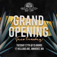 Mexcalito Ribbon Cutting & Grand Opening