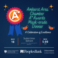 Amherst Area Chamber Announces 2021 A+ Awardees