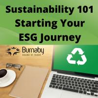 Sustainability 101: Starting Your ESG Journey