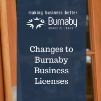 Information Session on Changes to Burnaby Business Licenses