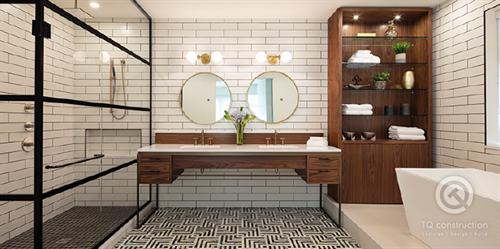 TQ Construction  |  Master Bath  |  tqconstruction.ca