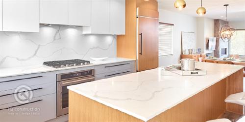 TQ Construction  |  Kitchen Renovation  |  tqconstruction.ca