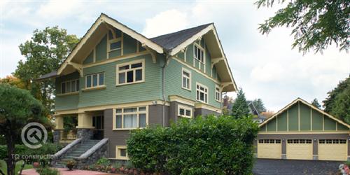 TQ Construction  |  Heritage Home Renovation  |  tqconstruction.ca